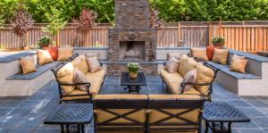 living-color-2021-garden-landscape-design-trends-patio-fireplace